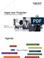 Presentatie Regie Over Projecten 2.1