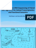 Paired End Tags Sequencing
