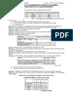 série de révision (les mutations des structures économiques)