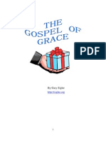 The Gospel of Grace by Gary Siegler