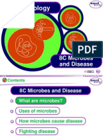 8C Microbes and Disease