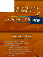 10695986 Science Form 5 Synthetic Materials in Industry