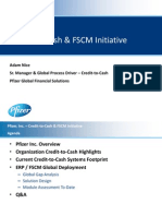 SAP FSCM Credit Collections and Dispute Management Case Study Pfizer