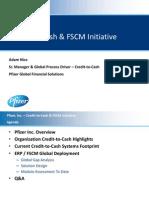 SAP FSCM Credit Collections and Dispute Management Case Study Pfizer