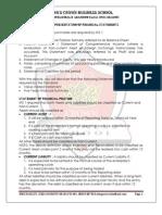 Ias 1 Presentation of Financial Statements - Copy