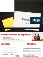 Keiretsu OS Presentation - Final