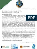 019-2012-CE Invitación y Solicitud de Audiencia