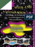 Brochure WEI 2013