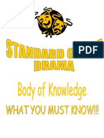 Body of Knowledge Booklet