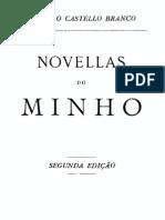 Novelas do Minho, por Camilo Castelo Branco