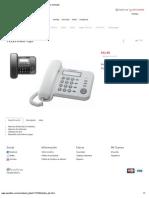 Telefono Fijo Kxts520