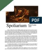 Spoliarium Art App