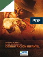 Generando un Modelo para Disminuir la Desnutrición Infantil