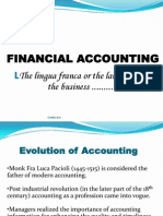 Overview of Financial Accounting