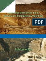 Clase de Mineria