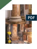Estuco marmol Columnas