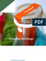 Manual Identidad - Packaging Camuflagge. Olalla Rubio Martinez