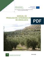 Produccion Integrada Olivar Andalucia