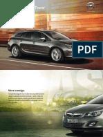 Catalogo Opel Astra Sports Tourer