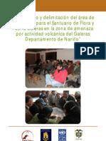 Ampliación Santuario Galeras- PNUD