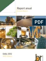 Brosura Asociatiei Berarii Romaniei Editia 2012