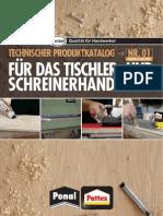 Schreiner Produktkatalog ES 010611 01