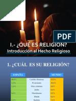 El Hecho Religious