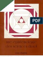 Epistémologie des sciences du sol