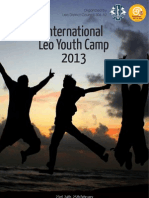 Leo Camp International Leos Proposal