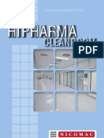 2010 Hipharma Cleanroom System