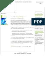 Les consommateurs face à l'affichage environnemental - Ministère du Développement durable