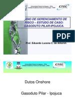 Plano de Gerenciamento de Riscos - Gasoduto Pilar Ipojuca