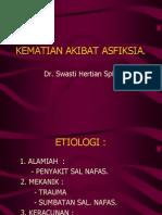 Asfiksia Tenggelam SH