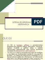 Información Geografica