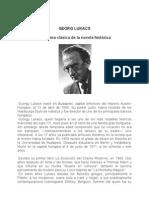 Lukács, G. La forma clásica de la novela histórica.