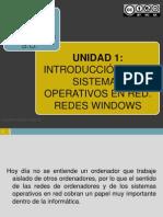 redes windows