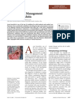 Diagnosis and Management of Acute Bronchitis