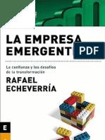 Echeverria, Rafael, La Empresa Emergente
