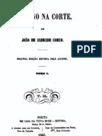 Um ano na Corte, por Andrade Corvo (vol. 1)