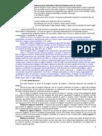 Subiecte Audit CECCAR Examen