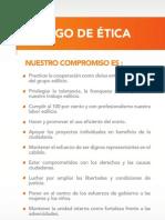 Código de ética y Plan Estratégico de los regidores de Movimiento Ciudadano en Guadalajara