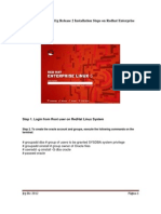 Instala Oracle 11g en Linux RH5