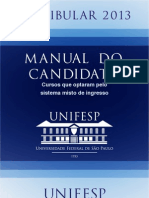 Manual Do Candidato 2013