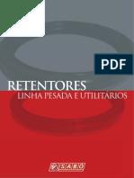 Sabo Catalogo Retentores Pesado e Utilitarios 2012