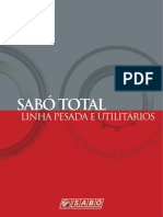 SABÓ CATALOGO TOTAL LINHA PESADO 2012