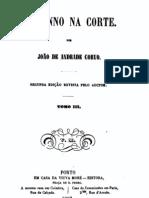 Um ano na Corte, por Andrade Corvo (vol. 3)