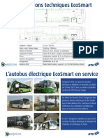 Laval's all-electric EcoSmart bus from DesignLine