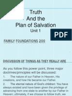 1-1 Eternal Truth PowerPoint (FDREL200-01)