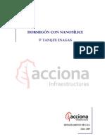 ACCIONA (2009) - Hormigón com Nanosílice