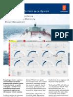 KChief Vessel Performance System